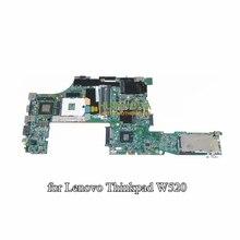 FRU 04W2029 Main Board For Lenovo Thinkpad W520 Laptop motherboard 48.4KE27.051 QM67 Quadro 2000M N12P-Q3-A1 GPU
