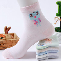 2018 Wholesale Women Girls Winter And Spring Socks High Quality Cotton Long Cocks Fashion Socks 55