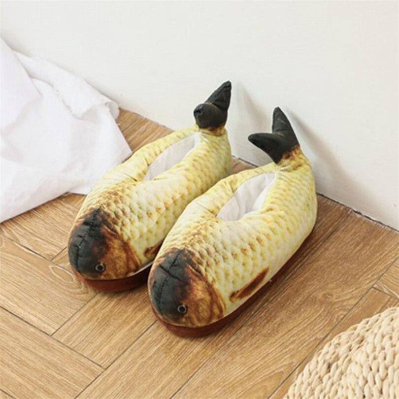 Unisex Fish Indoor Slippers 1