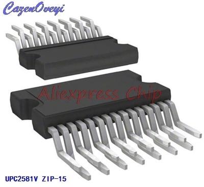1pcs/lot UPC2581V UPC2581 2581V Drive IC ZIP15 Best Quality In Stock