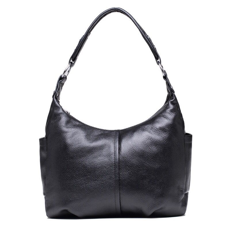 MCO Designer Leisure Genuine Leather Bags Ladies Real Leather Bags Women Luxury Shoulder Tote Bag High Quality Purses Handbags kzni real leather tote bag high quality women leather handbags top handle bags purses and handbags bolsa feminina pochette 9057