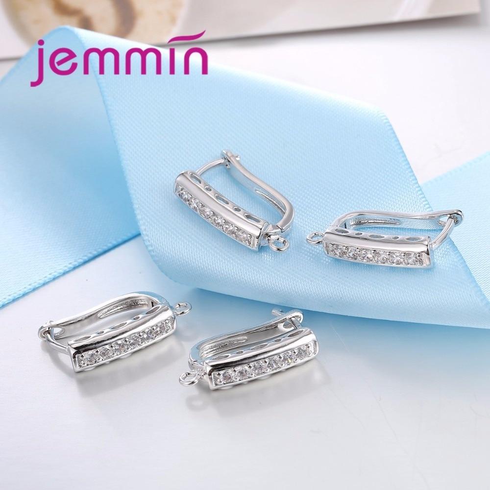 Jemmin Hakiki 925 Ayar Gümüş El Yapımı Bulguları Küpe Güzel - Takı - Fotoğraf 4