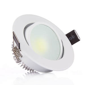 Down-Lamp Led-Spot-Light Dimmable Ceiling Home 10W 3W 7W 12W 110V 220V 5W AC