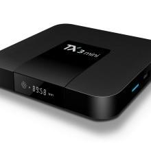 TX3 mini Android TV Box IPTV 4K HD Set T
