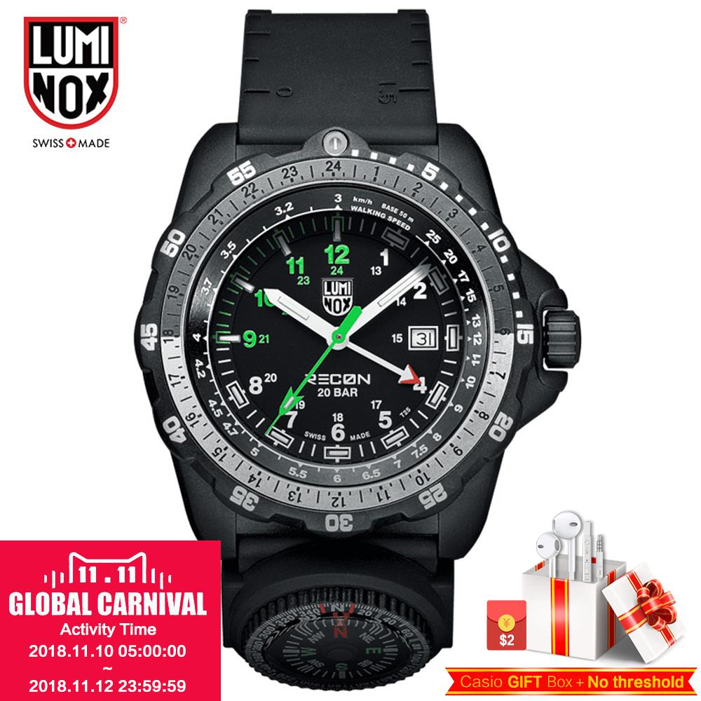 Luminox Made in Switzerland A.8831.KM XL.8831.KM A.8832.MI XL.8832.MI The Land series of quartz