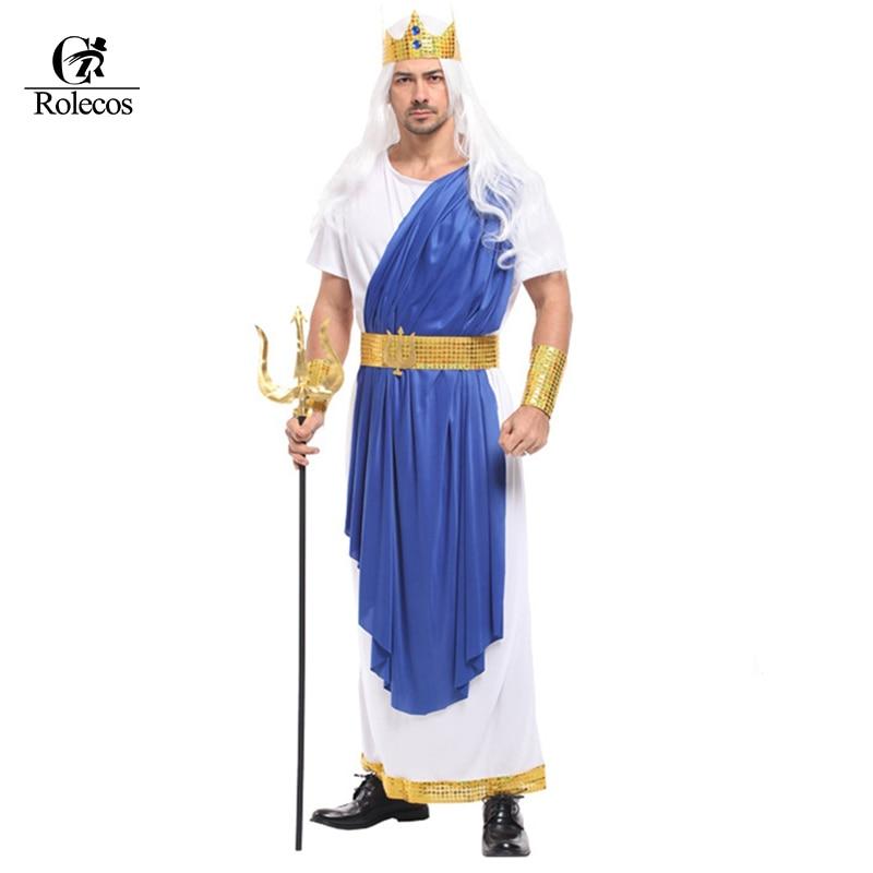 Popular Poseidon Costume-Buy Cheap Poseidon Costume lots ...