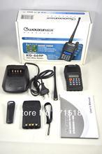 WOUXUN two way radio VHF 136-174MHz 128 CH 5W WOUXUN KG-669P Portable FM walkie talkie