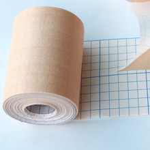 2 roll Adhesive Wound Dressing bandage Medical Fixation Tape Bandage breathable spunlace non woven fabric anti allergic