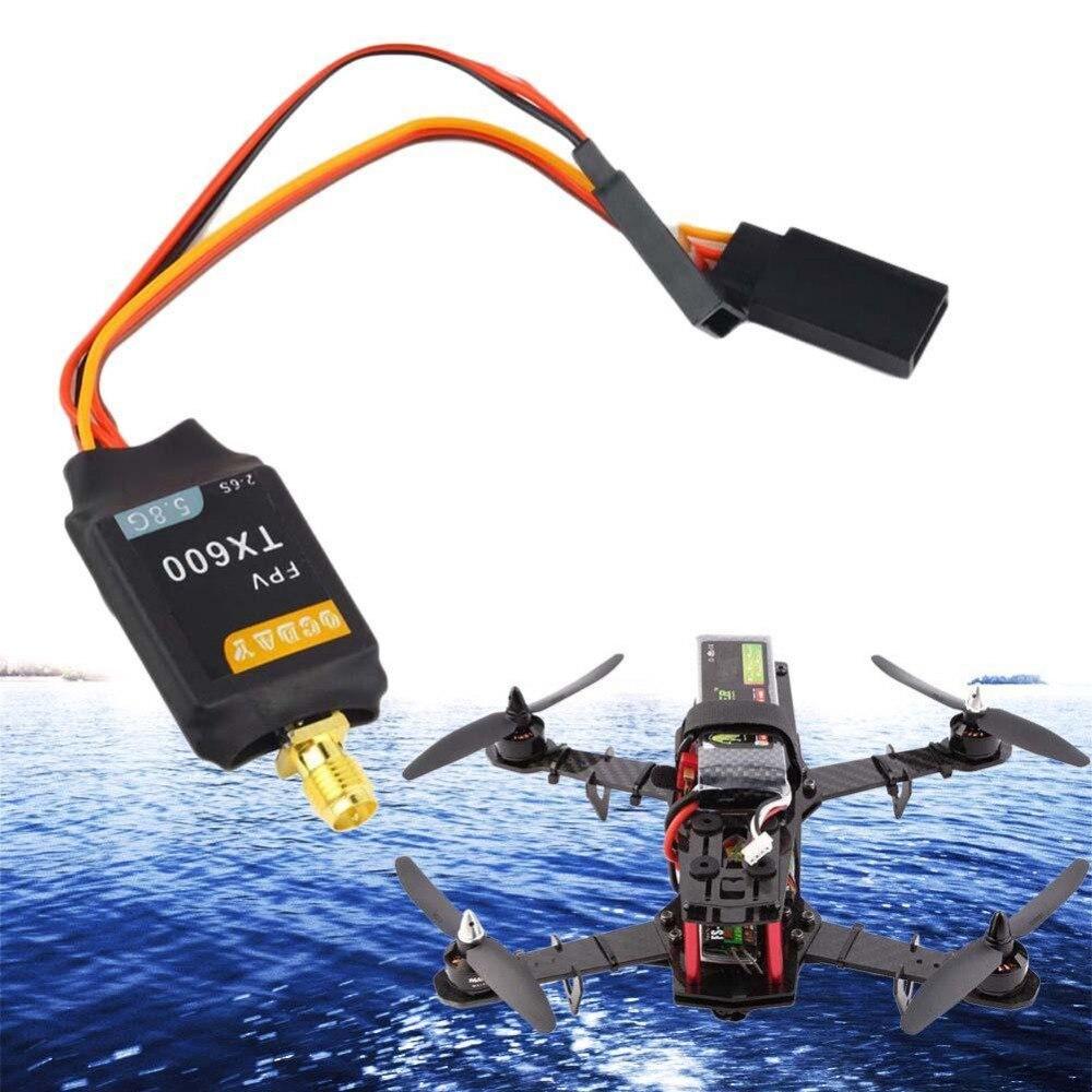 TX600 Mini 5.8G 600MW Long Range FPV Video Transmitter for 250 Quadcopter 50km long range fpv sets for fixed wings