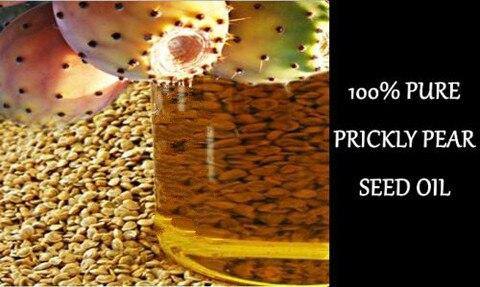 100 puro oleo de semente de pera espinhosa marroquina de grau superior prensado a frio