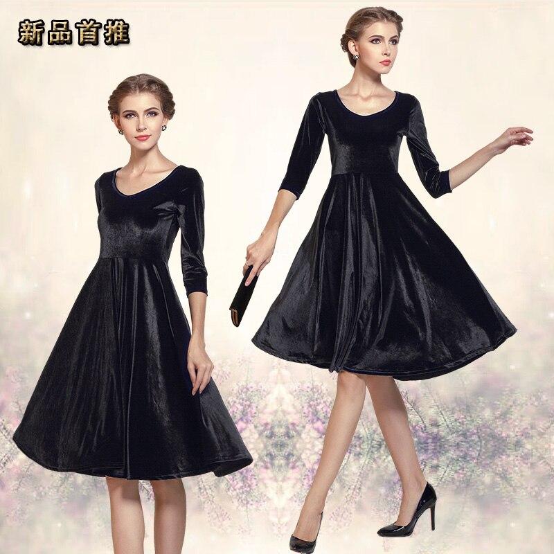 Popular Concert Black Dress-Buy Cheap Concert Black Dress lots ...