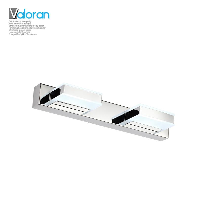moderno 3 w 6 w 9 w 12 w led bagno specchio luce ac90 230v