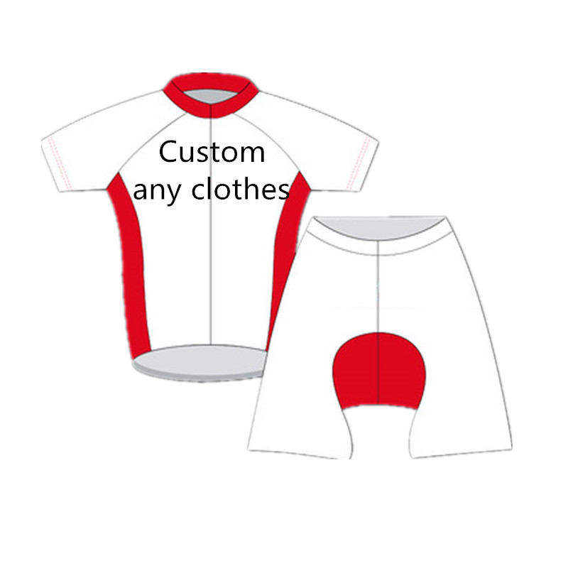 Professional Custom Cycling BIB Shorts Set or Only Piece Summer DIY Bicycle Wear Any Design 2016 custom cycling skinsuit short sleeve set customize bicycle skin suit any design accept any colour any sizes 100% lycra
