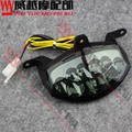 OEM New High Quality Motorcycle Smoke Integrated LED Tail Light Turn signal Blinker For KTM DUKE 125 200 390
