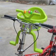 Високоякісні дитячі дитячі крісла для подорожей велосипедом Дитяча велосипедна безпека сидінь обидва переднього і заднього Встановити туристичний комплект Подарунки для дітей