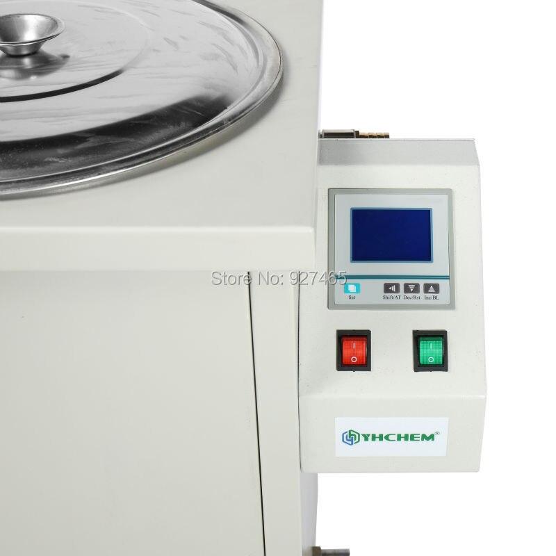 Baño de agua eléctrico del dispositivo del laboratorio 20L, equipo termostático del laboratorio con la exhibición de digita - 6