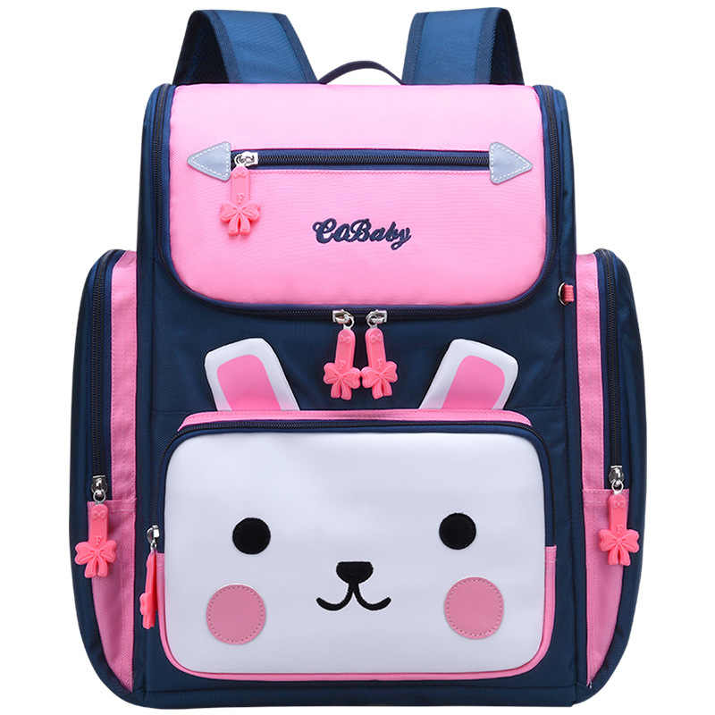 Fashion Children School Bags Girls princess cartoon Backpack Kids Schoolbags Casual Bag Waterproof Orthopedic school Backpacks