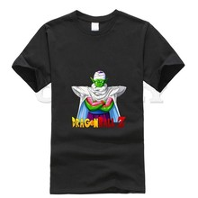 2019 new T-shirt Round neck Dragon Ball Large size vegeta comics SON GOKU Pop Boy KAKAROT Cozy
