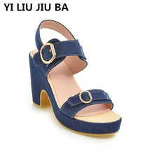 high quality 2019 spring sexy fish mouth hollow Roman sandals high heels fashion buckle summer Sexy shoes women sandals **687 mature temptation mysterious sexy fashion ultra high documentary shoes black roman style hollow out super high heels