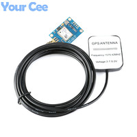 Ublox Neo M8N GPS Module M8N Positioning Timing Module With 3M Antenna High Precision