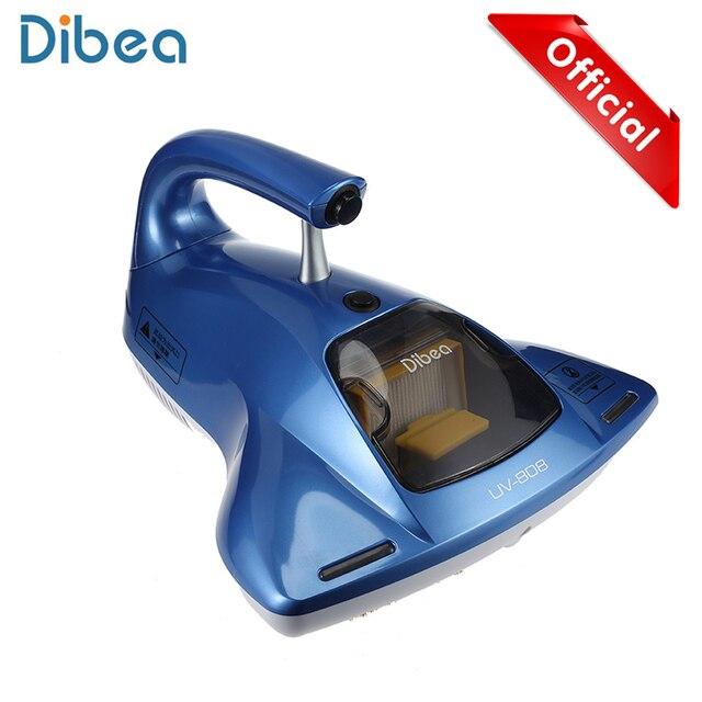Dibea Uv 808 Handheld Vacuum Cleaner Ultraviolet Light Dust Mite Sweeping Machine Home