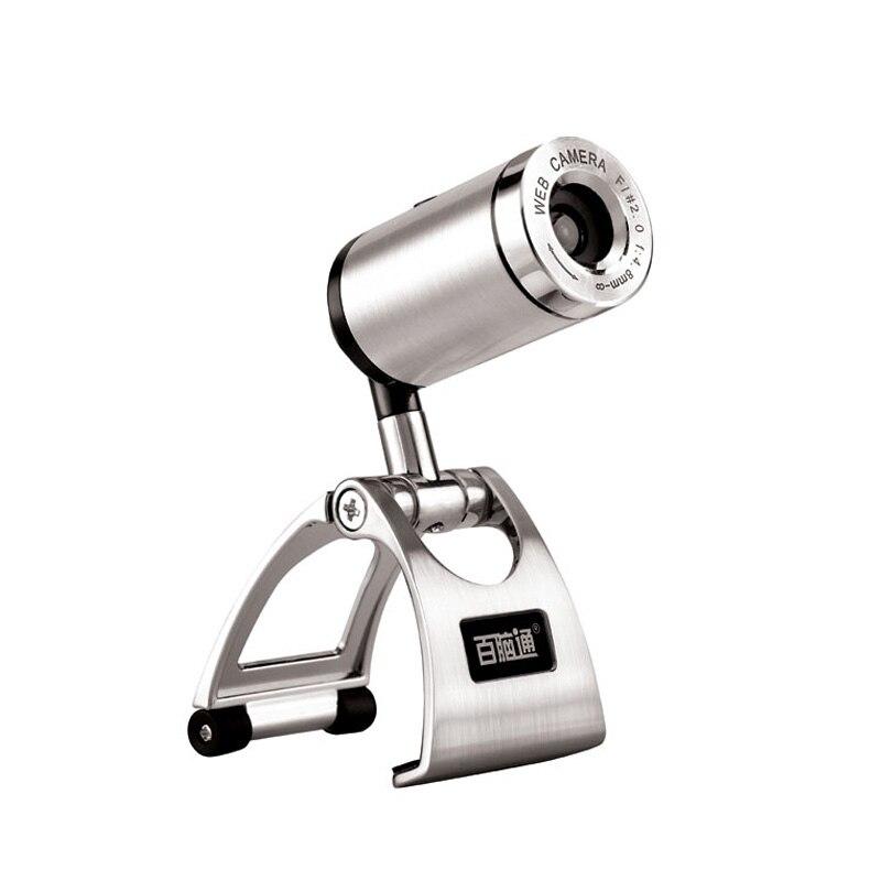 AONI D881 HD720p Camera Hd Camera Tv Box Computer Screen Night Visionn With Micphone High Quality Webcam For Win Xp/7/8/Mac Os