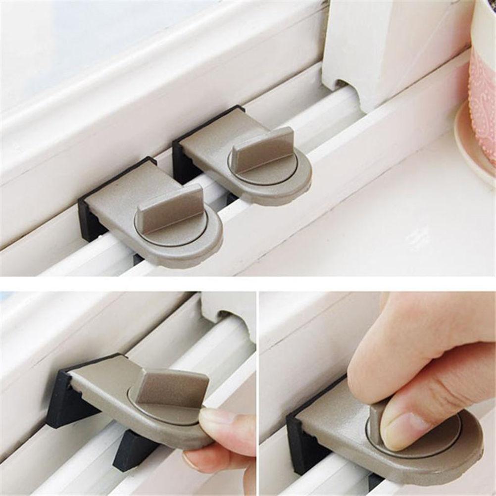 Achetez en gros fen tre coulissante de s curit en ligne - Securite porte fenetre coulissante ...