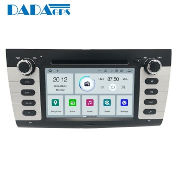 Newest Android 9.0 4+32GB Car Radio Multimedia DVD Player For SUZUKI SWIFT 2004-2010 GPS Map Navigation Stereo Auto Radio PX5 image