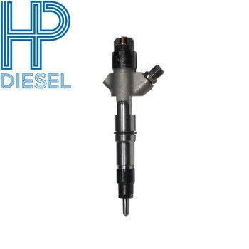 6 pcs/lot injecteur à rampe commune 0445120066 pour pelle EC240 EC290 moteur D7E injecteur de carburant Diesel buse DLLA144P1565