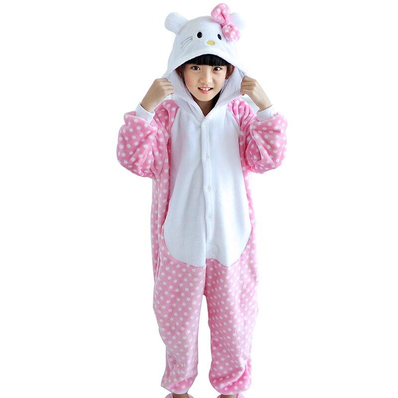 Купить Кигуруми Панда Пижамы Onesie Дети мультфильм животных дети пижамы  костюм Аниме Толстовка Пижама для девочек мальчиков пижамы Цена Дешево. 0d87aa0cebf5b