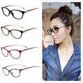 8 Cores 2017 Moda Cheetah Earstems Óculos quadros Mulheres Senhoras Leopardo Decorativos Óculos De Leitura Armação de Óculos Sem Grau