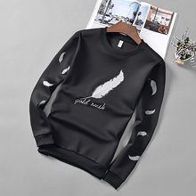 URBANFIND 2017 New Arrival Men Casual Tops Size M-4XL Autumn Style Man Straight Tees Long Sleeve Male Fashion T-shirt Fit Spring