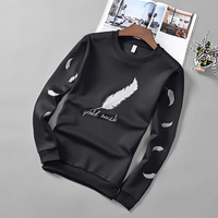 URBANFIND 2017 New Arrival Men Casual Tops Size M 4XL Autumn Style Man Straight Tees Long