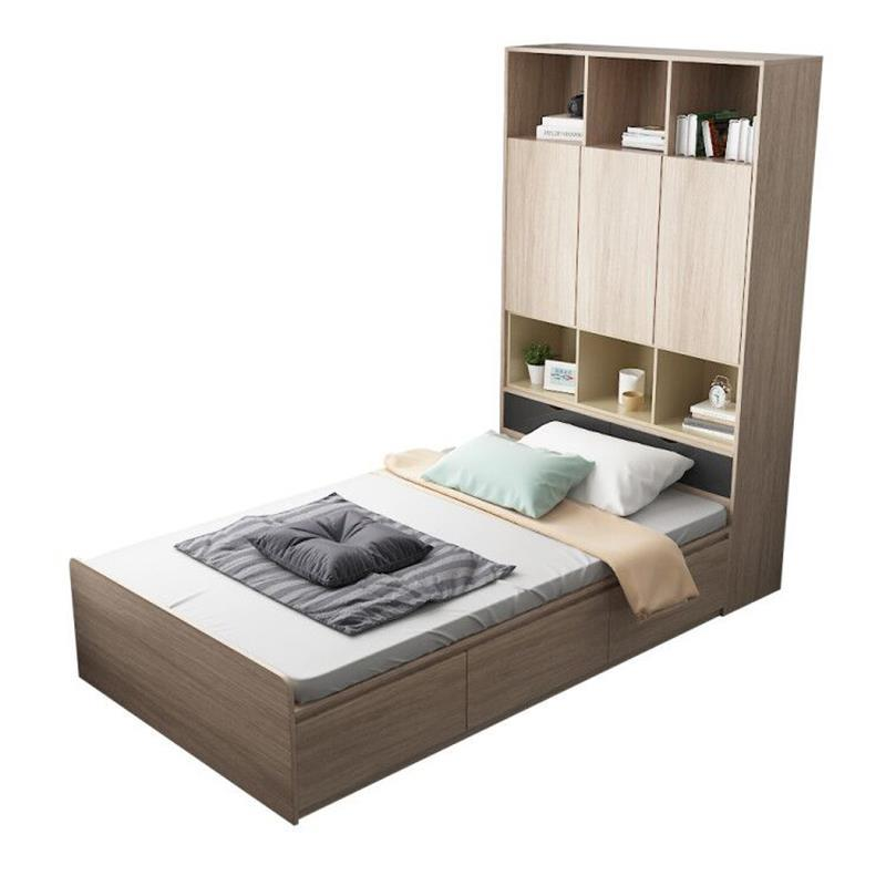Recamaras Room Home Frame Meble Set Mobili Bett Yatak Odasi Mobilya Kids Cama Moderna bedroom Furniture Mueble De Dormitorio Bed