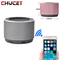 Chycet Mini Bluetooth Wireless Speaker Portable Sound System 3D Stereo Music Box with TF USB FM Radio Party Speaker