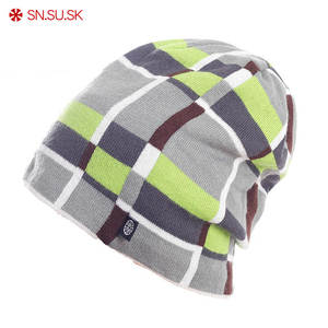 SK 2018 winter male cap skiing beanies fleece hat e0977f08b217
