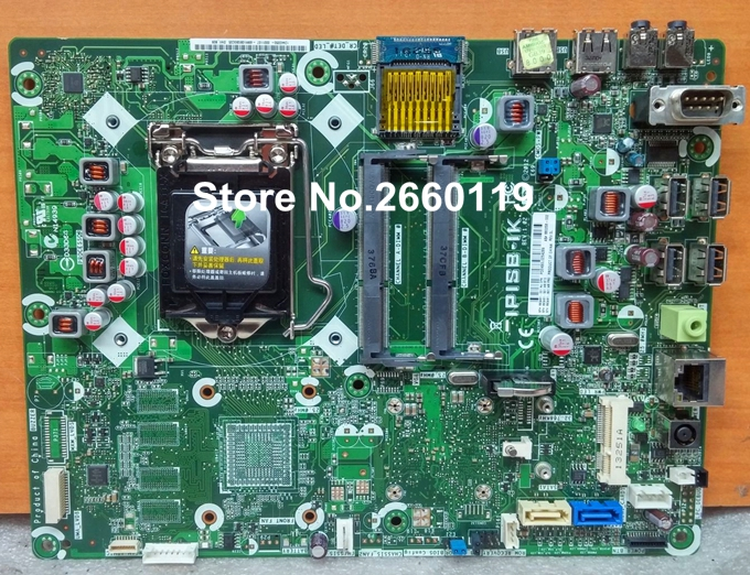 For 680258-002 693481-001 IPISB-IK system motherboard fully testedFor 680258-002 693481-001 IPISB-IK system motherboard fully tested