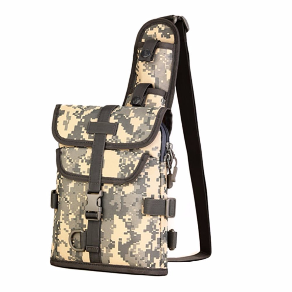 N 2017 Protector Plus Single Shoulder Outdoor Military Tactical Sport Camping Hiking Trekking Bag