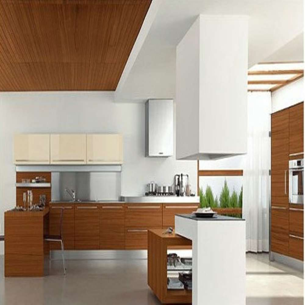European Style Modern High Gloss Kitchen Cabinets modern pure white high gloss solid wood l shaped european style