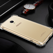 Купить с кэшбэком New Arrival Transparent TPU Silicone Case For Meizu 15 16 PRO7 plus lite meilan NOTE 5 6 A5 5s S6 E3 6T protection Case Fundas
