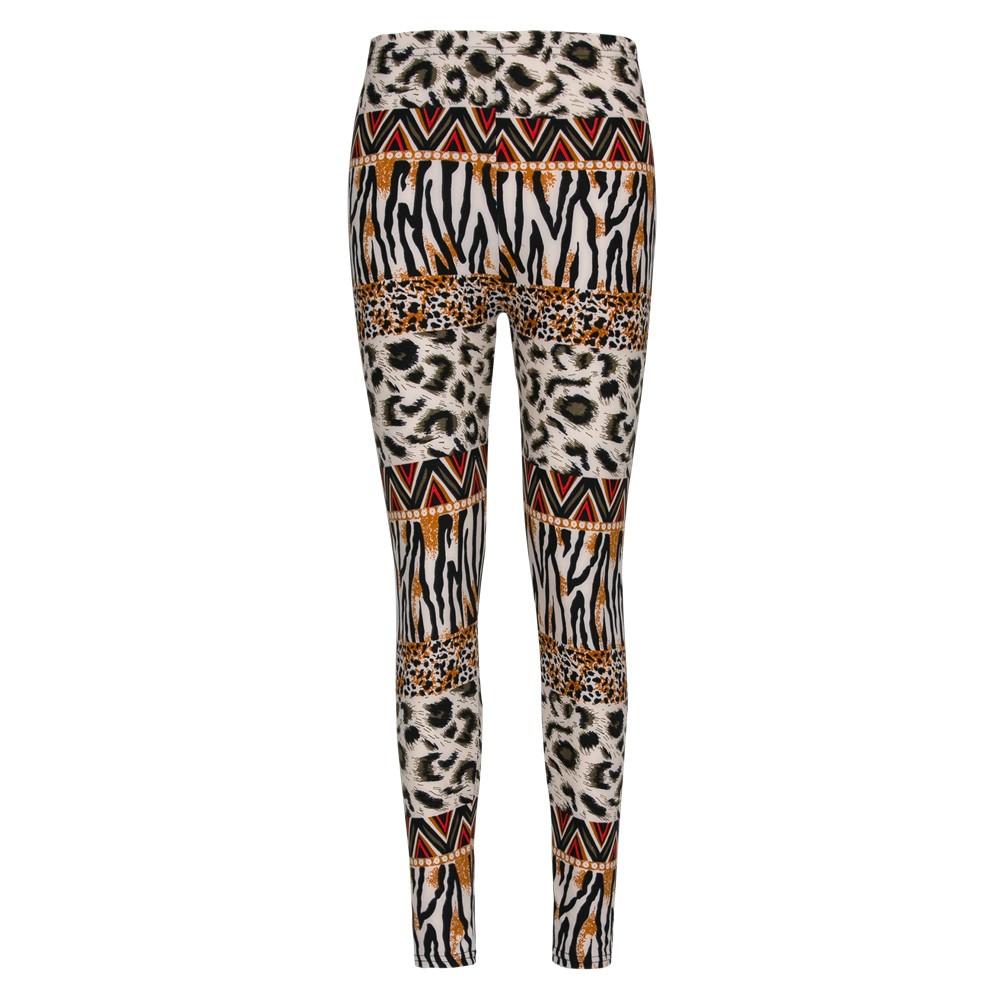 Multiple Leopard Leggings Print Fashion Skinny Pants Womens Leggins 17 Elastic Calca Legging Feminina Workout Sale HDDK0011 9