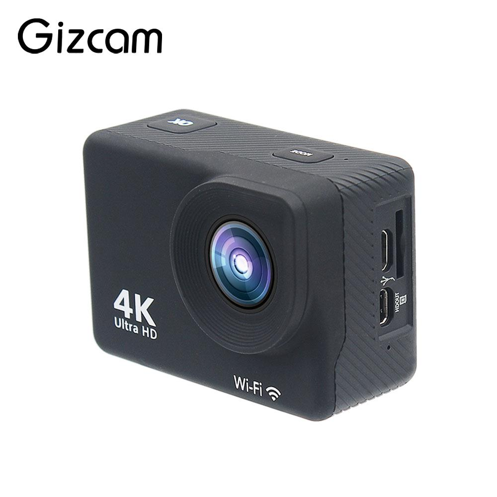 Ultra 4K Full HD 1080P Waterproof Camera WIFI Diving 2'' LCD Ultra 4K Full HD 1080P Sports DV Camera Sport 4K 30FPS