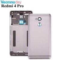 Vecmnoday For Xiaomi Redmi 4 Pro Redmi4 Pro Rear Battery Housing Door Shell Original New Back