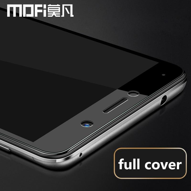 Pour Huawei Honor 6X Verre Mofi Pleine Couverture En Verre Trempé Protecteur d'écran Huawei Compagnon 9 Lite Anti-Scratch Huawei GR5 2017 verre
