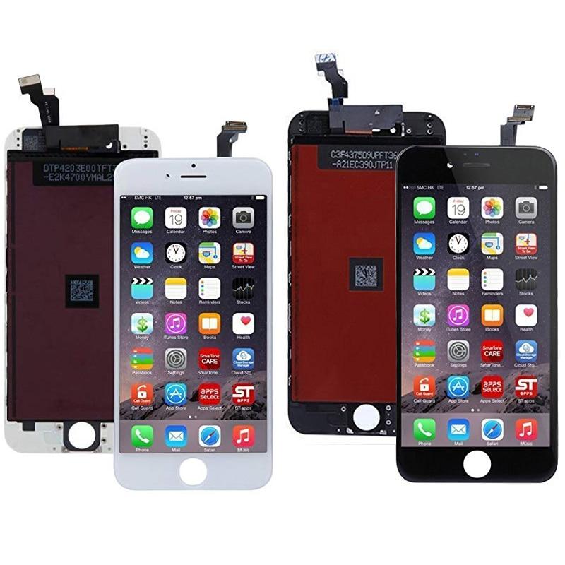 Nessun Morto Pixe Display LCD e Touch Screen Digitizer Sostituzione Assemblea Completa per il iphone 6