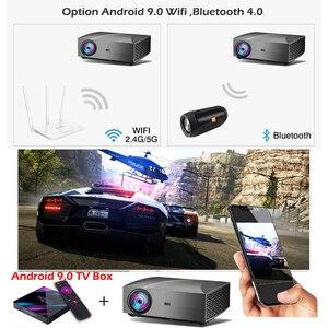 Image 5 - جهاز عرض Vivicine F30 1920X1080 كامل HD ، HDMI USB الكمبيوتر 1080p LED الرئيسية الوسائط المتعددة لعبة فيديو بروجيكتور