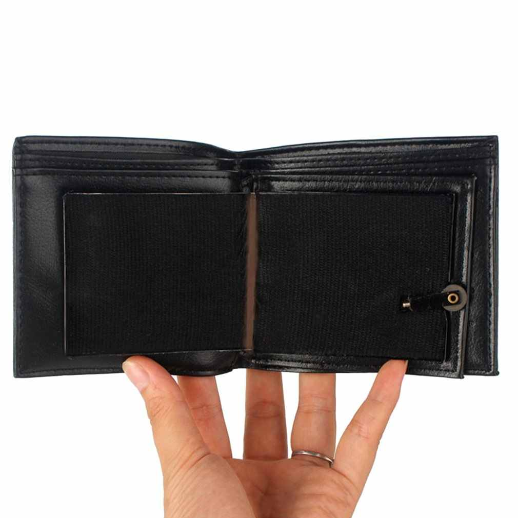 Magic Trick Flame Fire Wallet Big flame Magician Trick Wallet Stage Street Show Fashion Rubber Bifold Wallet