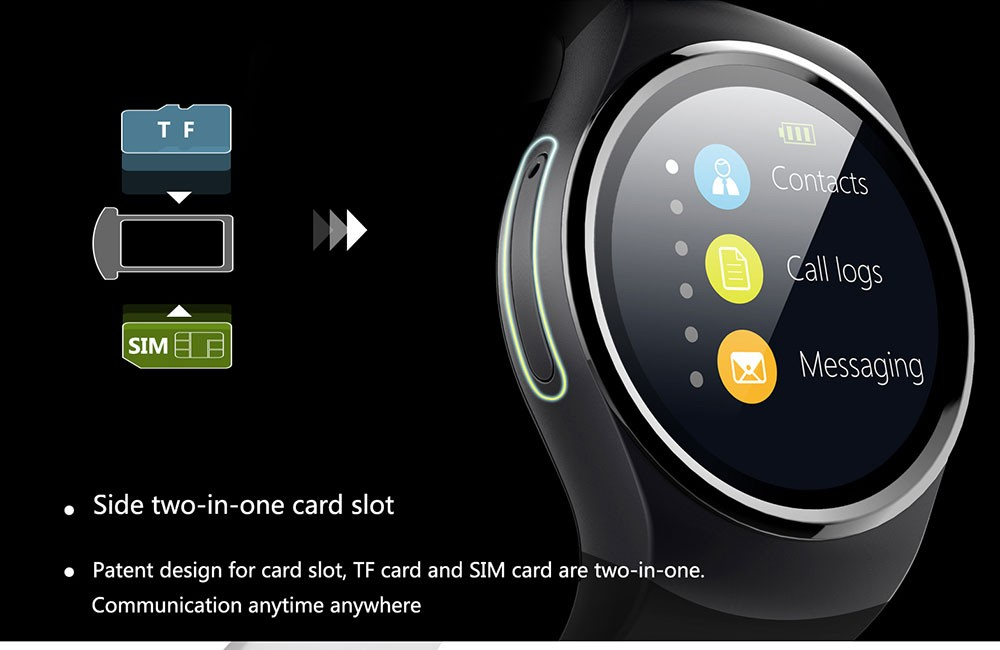 11 montre intelligente Bluetooth Smart Watch Android IOS