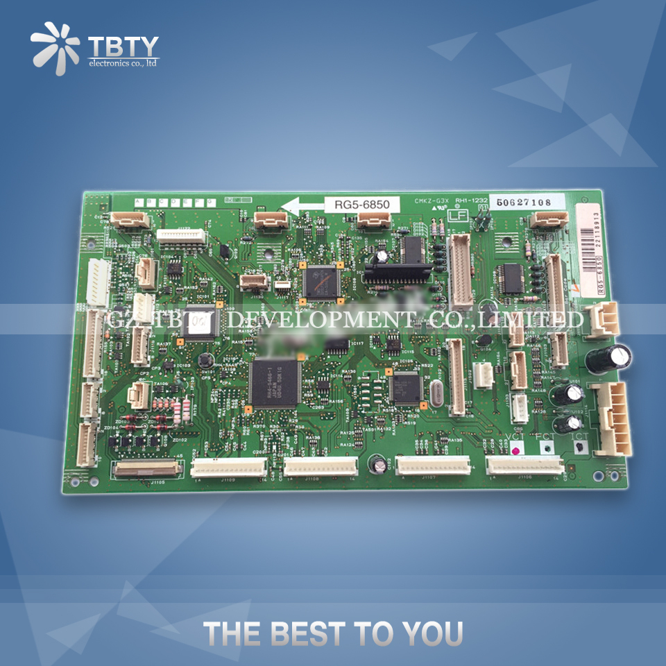 Ptinter DC Board Panel For HP 5500 5550 HP5500 HP5550 DC Controller Board Assembly On Sale 100% tested for washing machines board xqsb50 0528 xqsb52 528 xqsb55 0528 0034000808d motherboard on sale