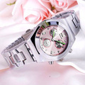LONGBO Wristwatch 2017 Quartz Watch Women Ladies Wrist Watches Famous Luxury Brand Female Clock Montre Femme Relogio Feminino